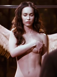 Megan Fox Nude In Passion Play