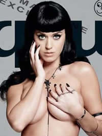 Katy Perry Nude topless and upskirt photos