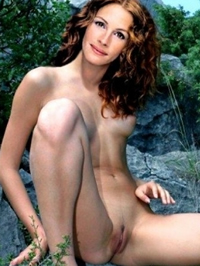 Julia Roberts loves to feel a hard cock inside of her