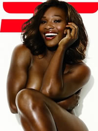 pic serena naked williams Free