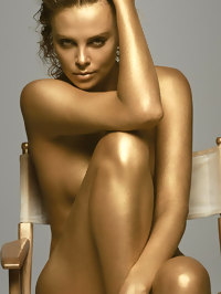 Charlize Theron Totaly Exposed