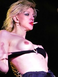 Courtney Love Nude And Oops