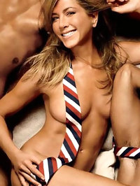 Jennifer Aniston Totaly Naked