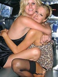 Nicky Hilton With Paris Hilton