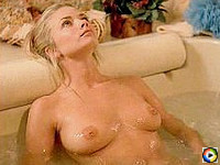Jaime Pressly Naked In A Shower