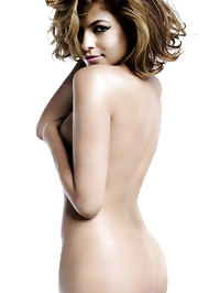 Eva Mendes Totaly Exposed