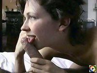 Margo Stilley Loves To Suck Cock