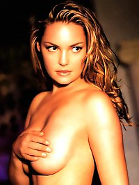 Katherine Heigl hot nude and lingerie shots