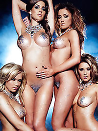 Danielle Lloyd Totaly Exposed