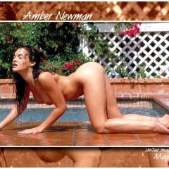 Amber Newman nude