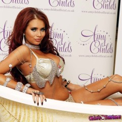 Amy Childs nude