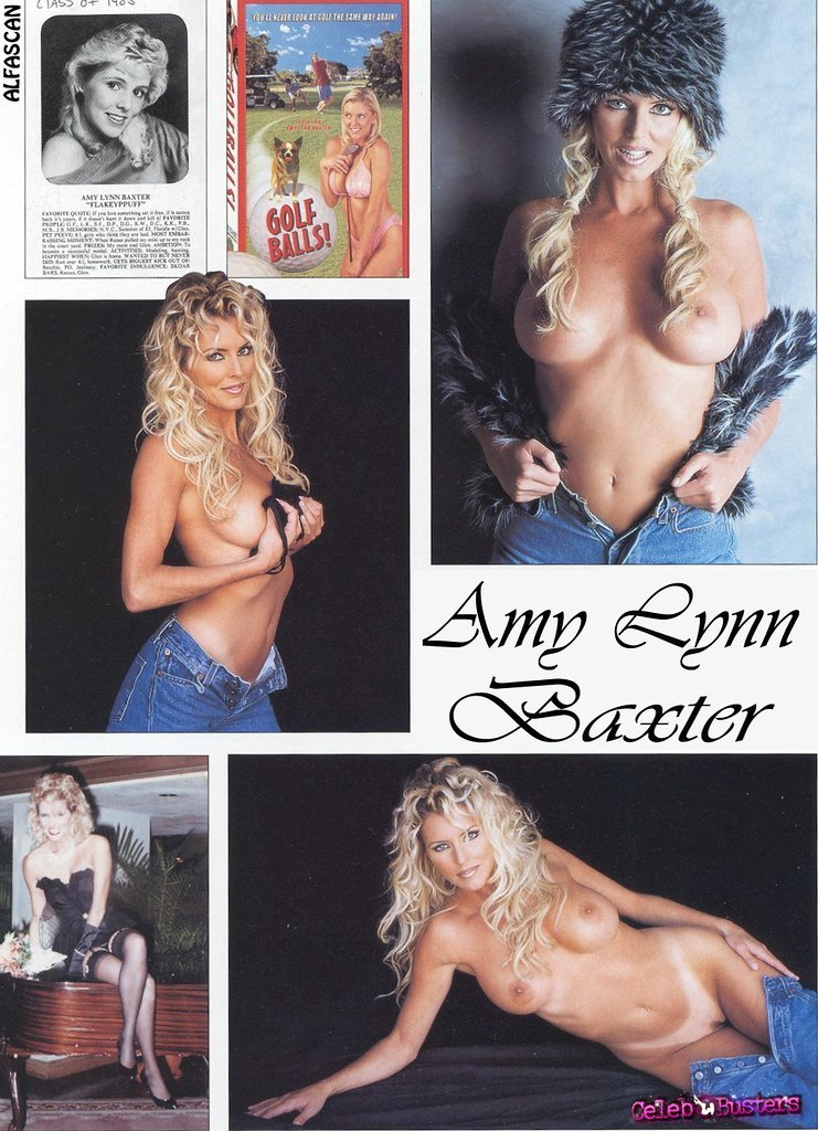 Amy Lynn Baxter Nude Video 2