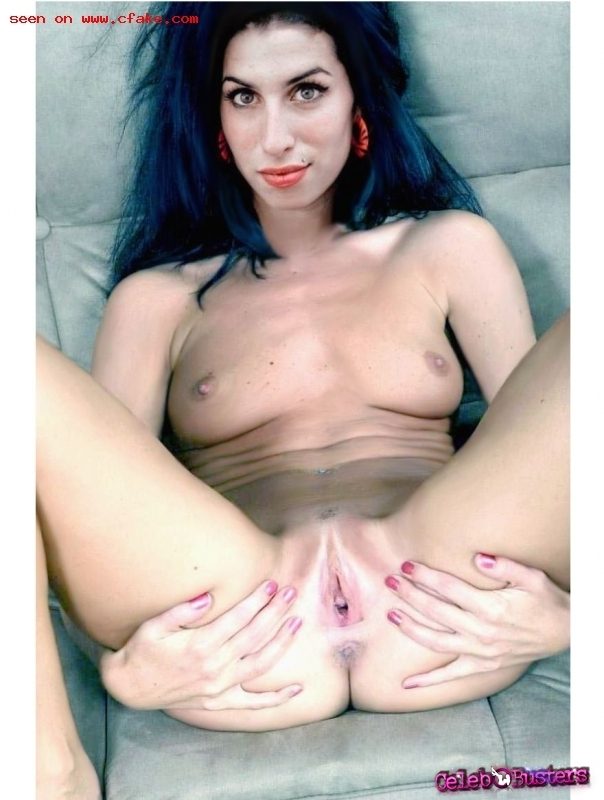 Amy winehouse porn fake hot nude