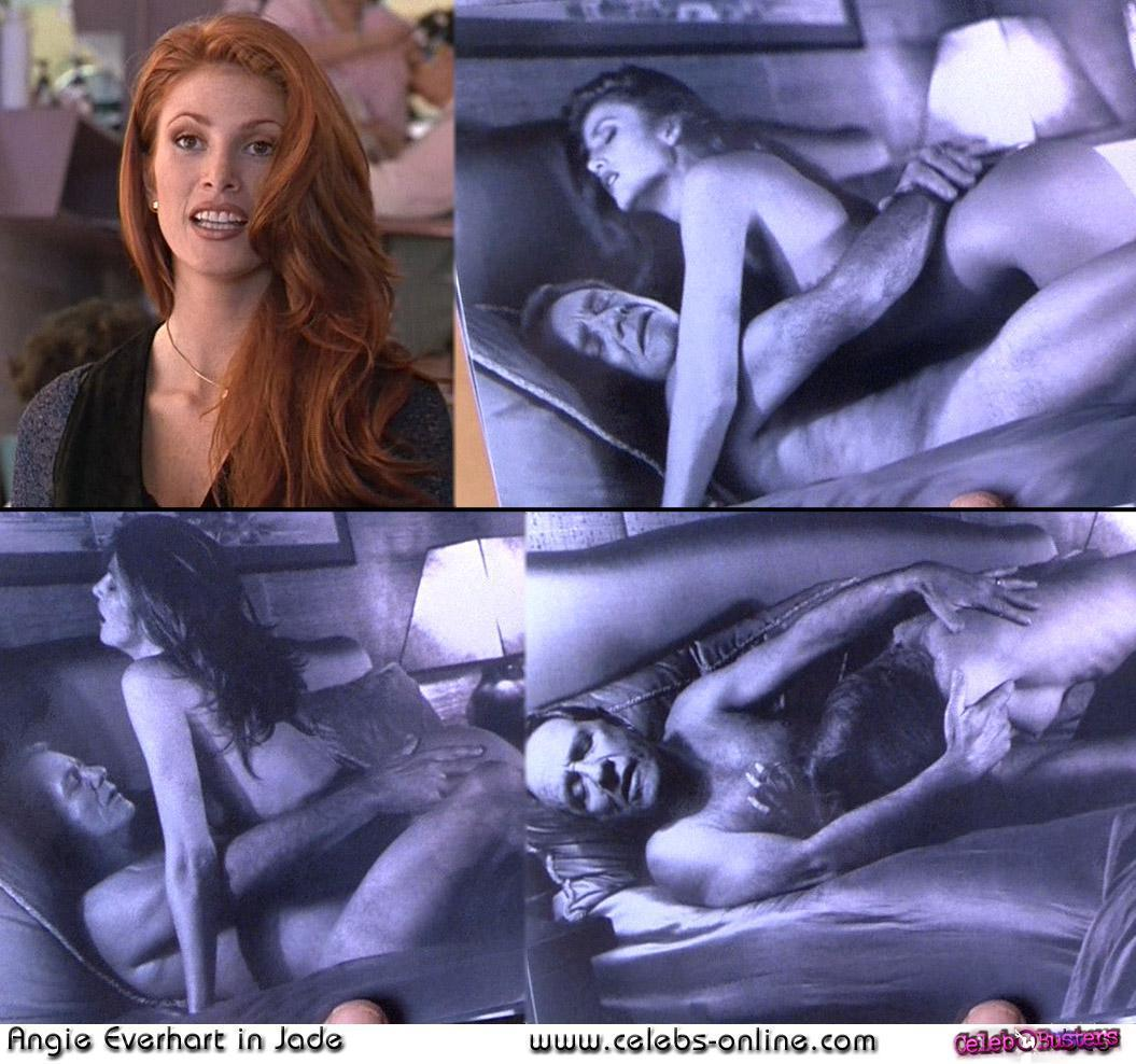 angie everhart naked pictures
