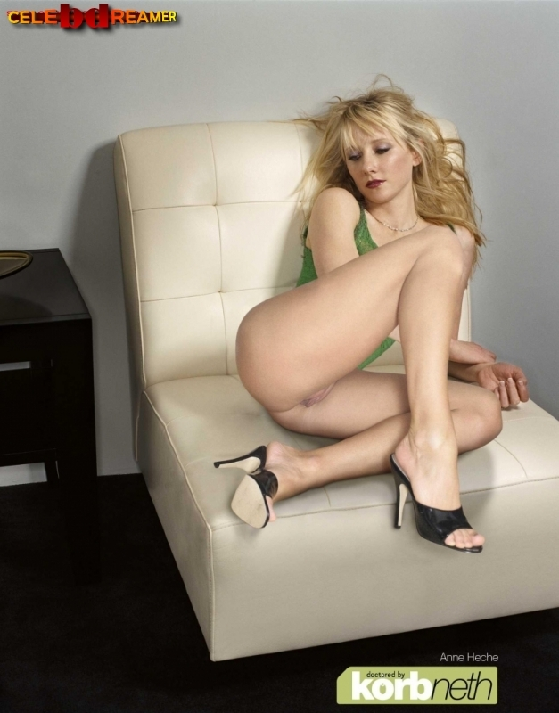 Anne Heche Nude - Naked Pics and Sex Scenes at Mr