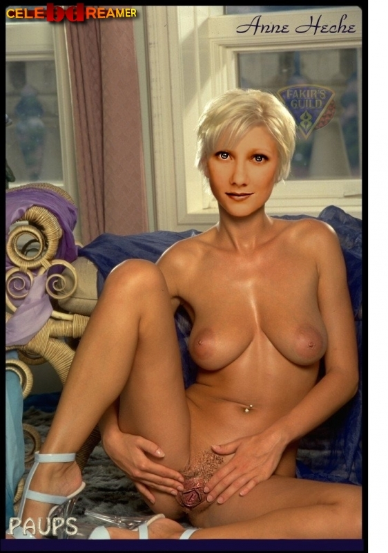 Mine Anne heche porn fakes you tell