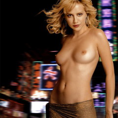 Brittany Murphy nude