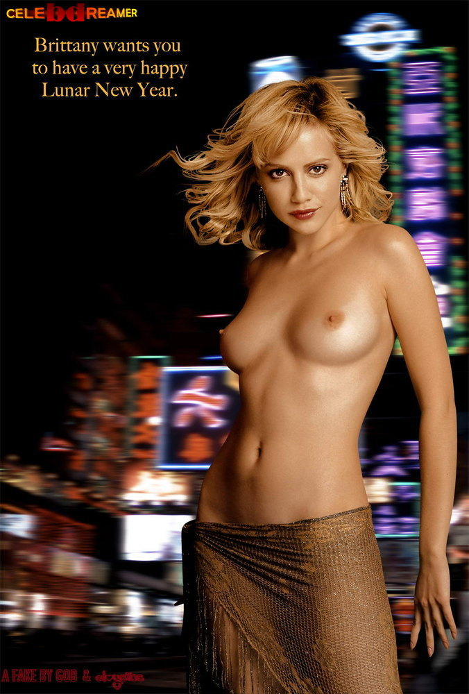 What necessary Brittany murphy nude look alike