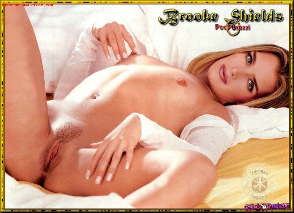 brooke shields nude gallery