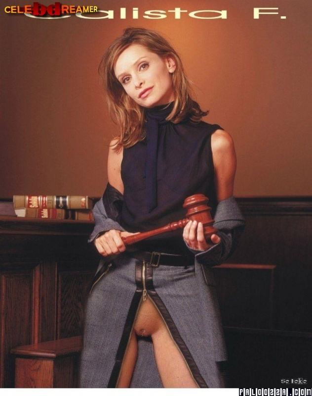 Calista flockhart nude pictures