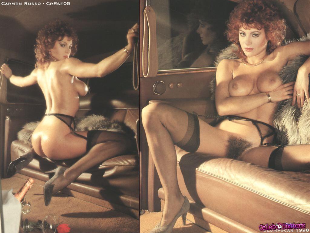 russo nuda Carmen