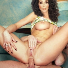Cher nude