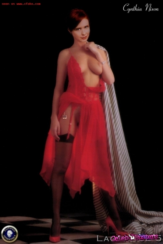 ... Cynthia Nixon nude ...