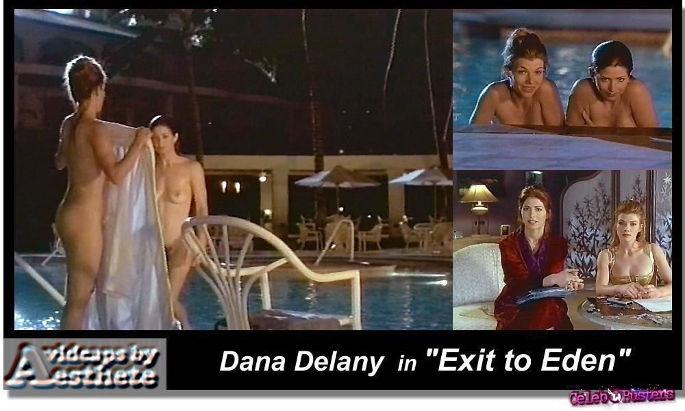 from Joel dana delany nude videos