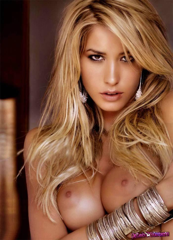 nude Elena Santarelli