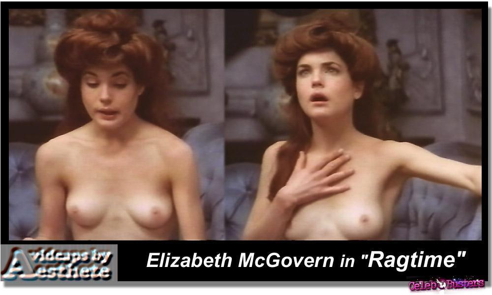 elizabeth mcgovern sex tape