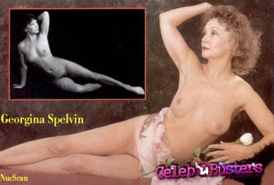 Georgina spelvin nude pics