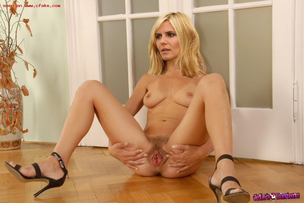 Heidi klumm nude