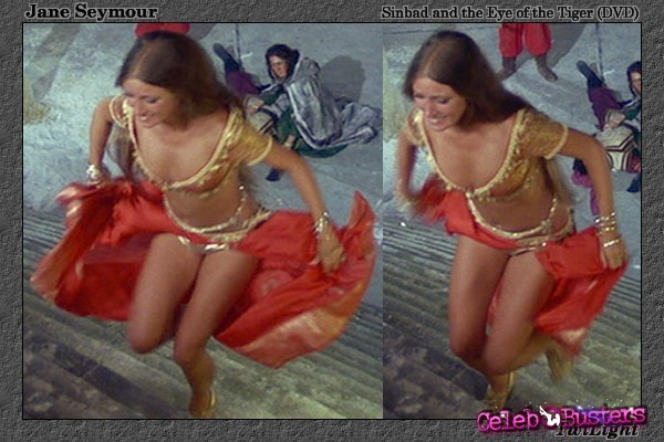 Jane seymour nude scenes