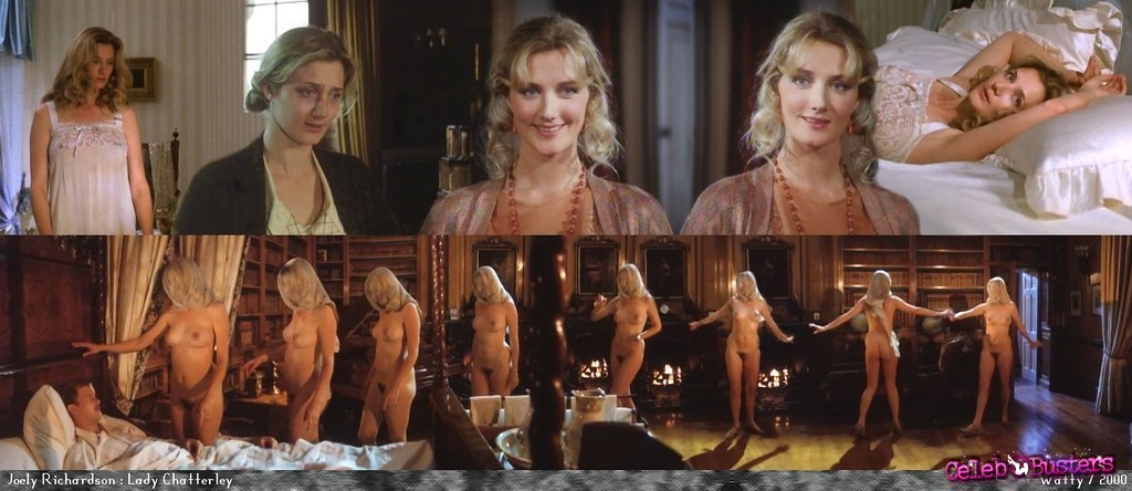 Joely richardson nude opinion obvious