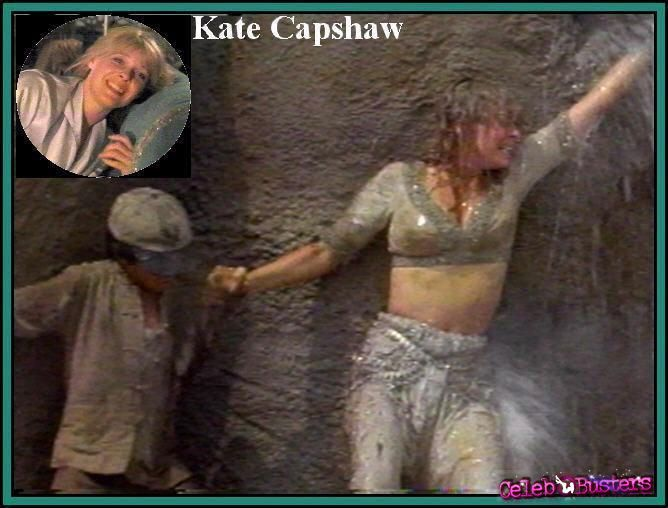 Those Kate capshaw nude video consider, that