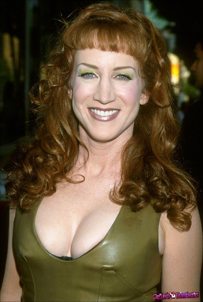 Kathy Griffin Nude