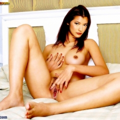 Kelly Hu nude