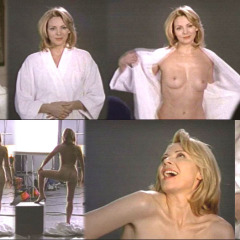 Kim Cattrall nude