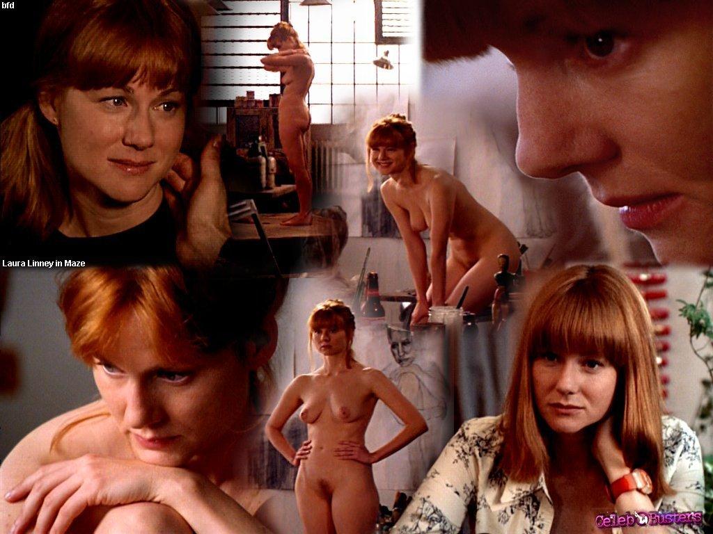 Laura linney nude videos