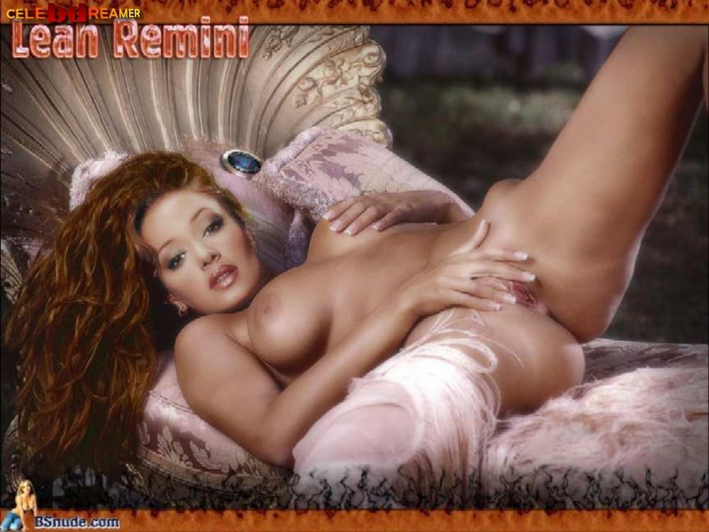 Leah remini nude pics