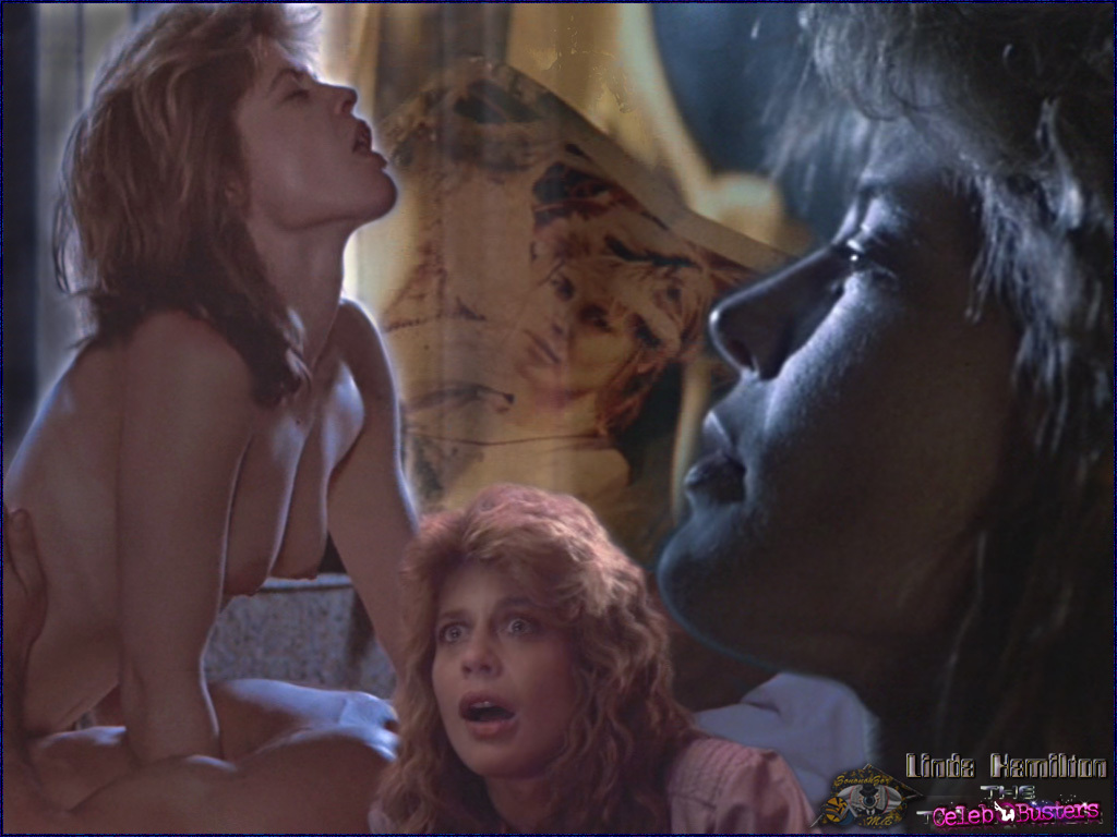You linda hamilton nude images consider, that