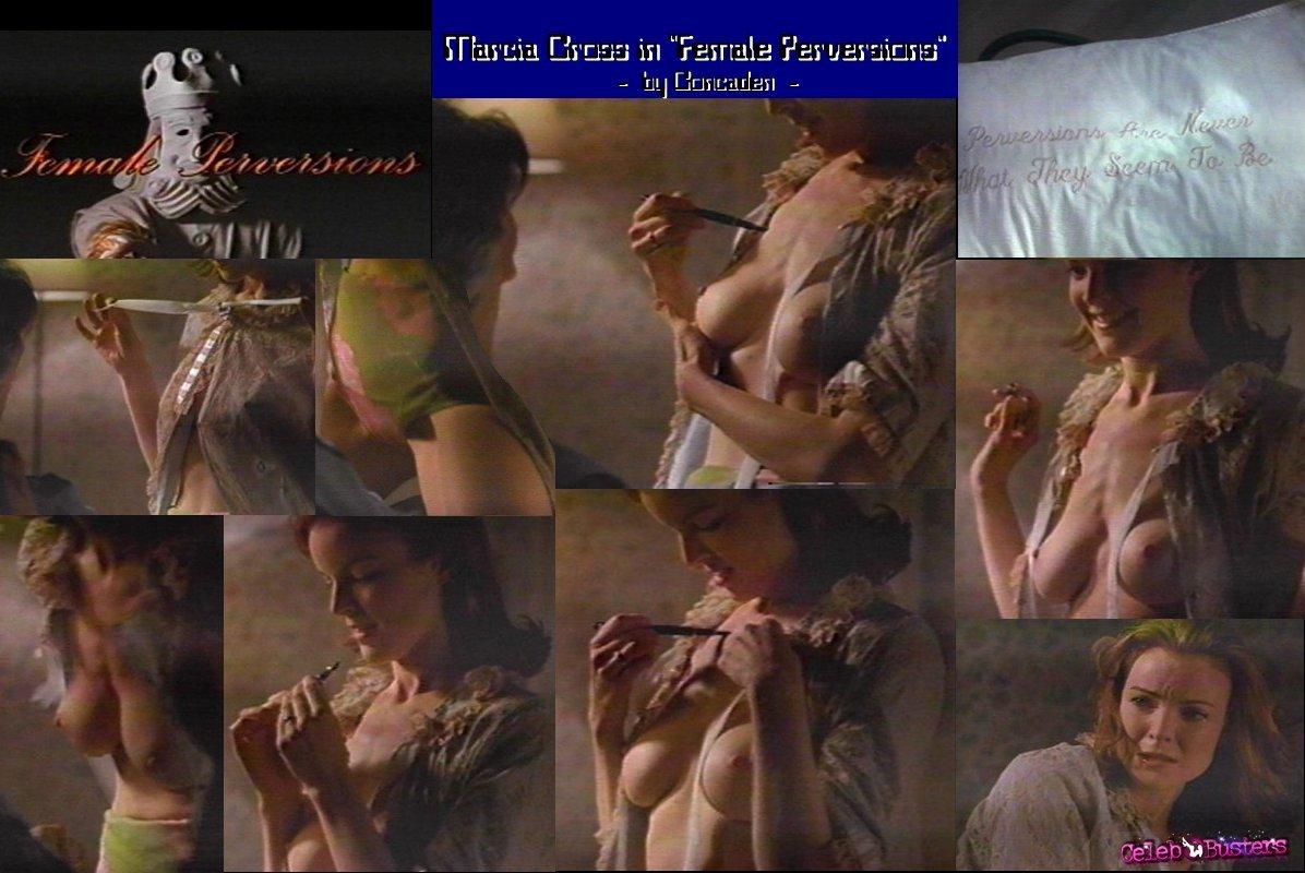 ... Marcia Cross nude ...