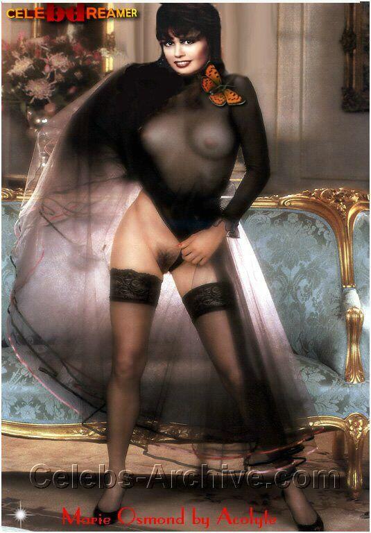 Marie osmond fake porn photos, ugly ass nude girl