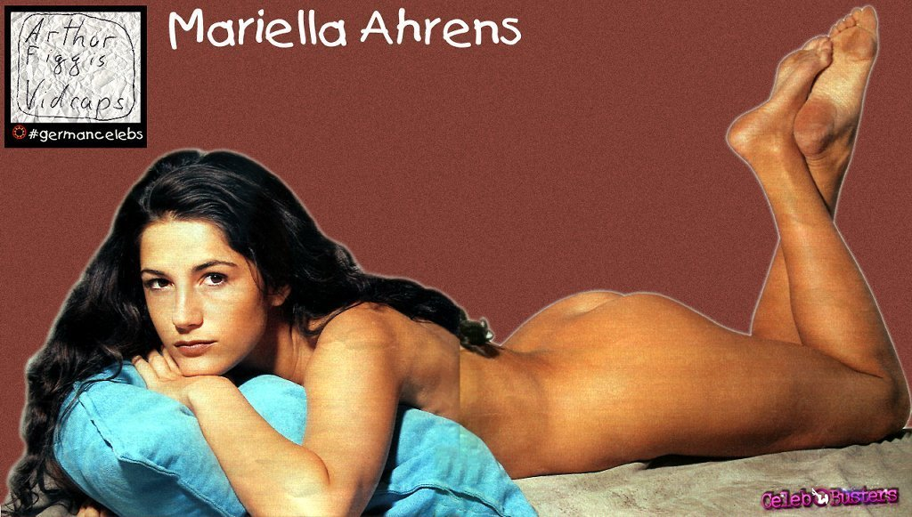 ahrens, nude Mariella