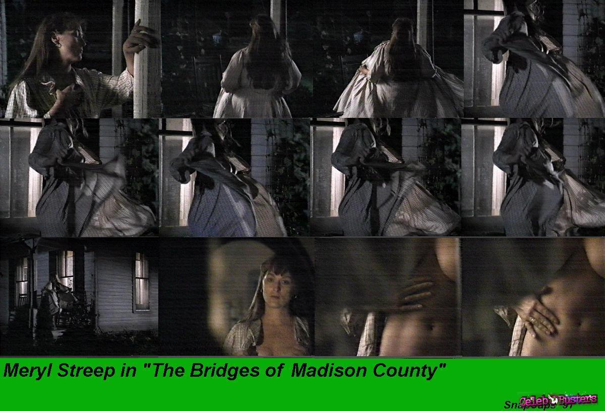 Meryl streep naked
