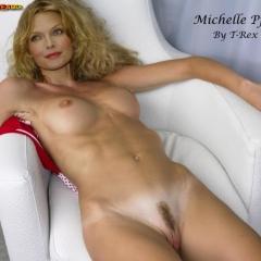 pfeiffer fakes Michelle nude
