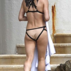 Michelle Rodriguez nude