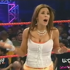Mickie James nude