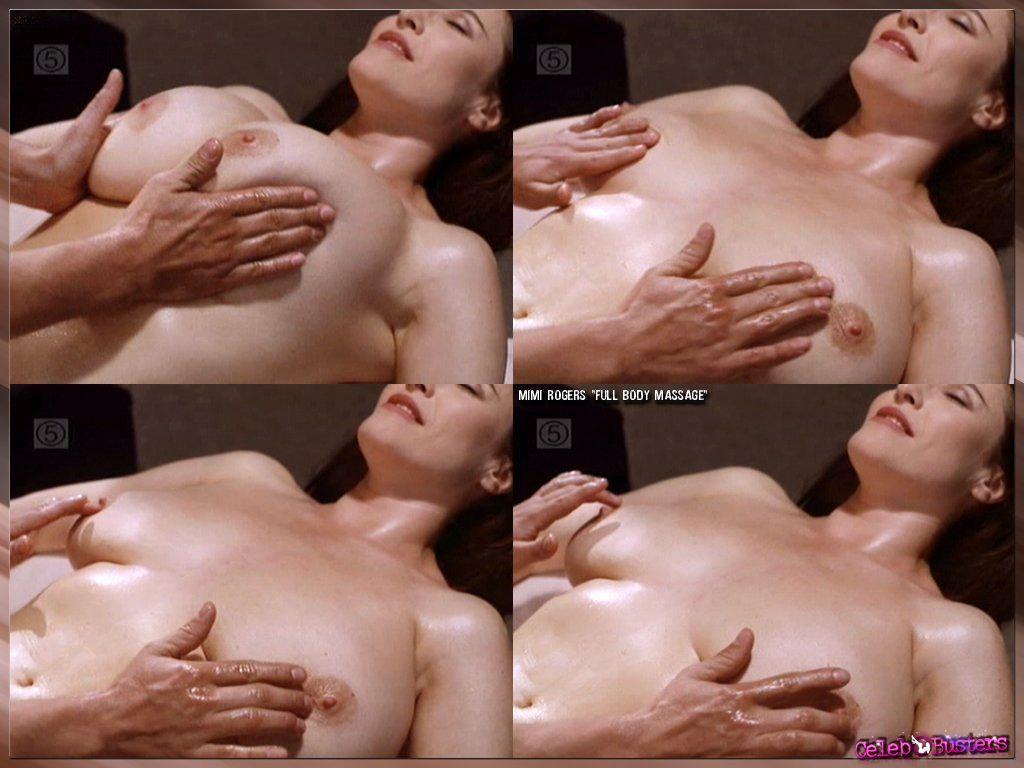 Latex free persona massager