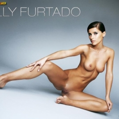 Nelly Furtado nude